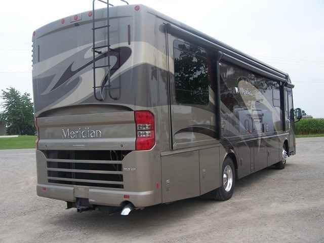 2016 New Itasca Meridian 36m Class A In Ohio Oh Recreational