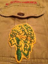 Boy Scout Camp Ma-ka-ja-wan 1940 Felt Patch Northeast