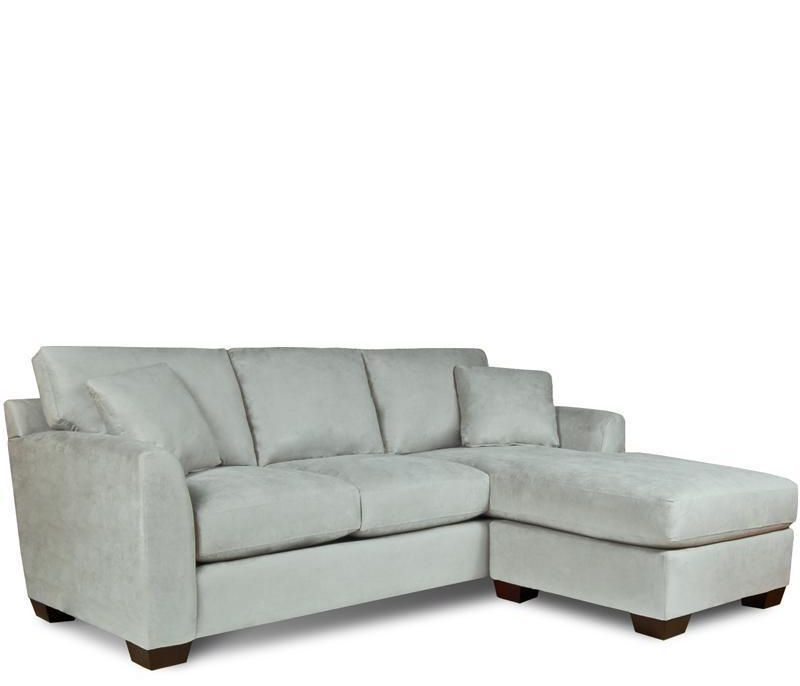 Bryant Sofa With Floating Chaise Chambray This Item