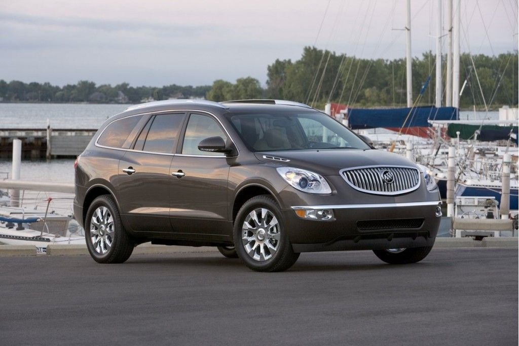 2011 Buick Enclave Pictures Photos Gallery Buick Enclave Buick New Cars