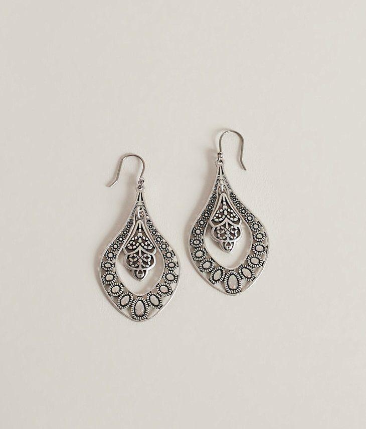 Lucky Brand Filagree Earring