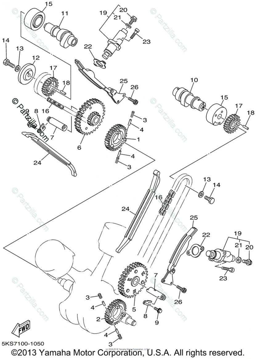 Yamaha V Star Engine Diagram