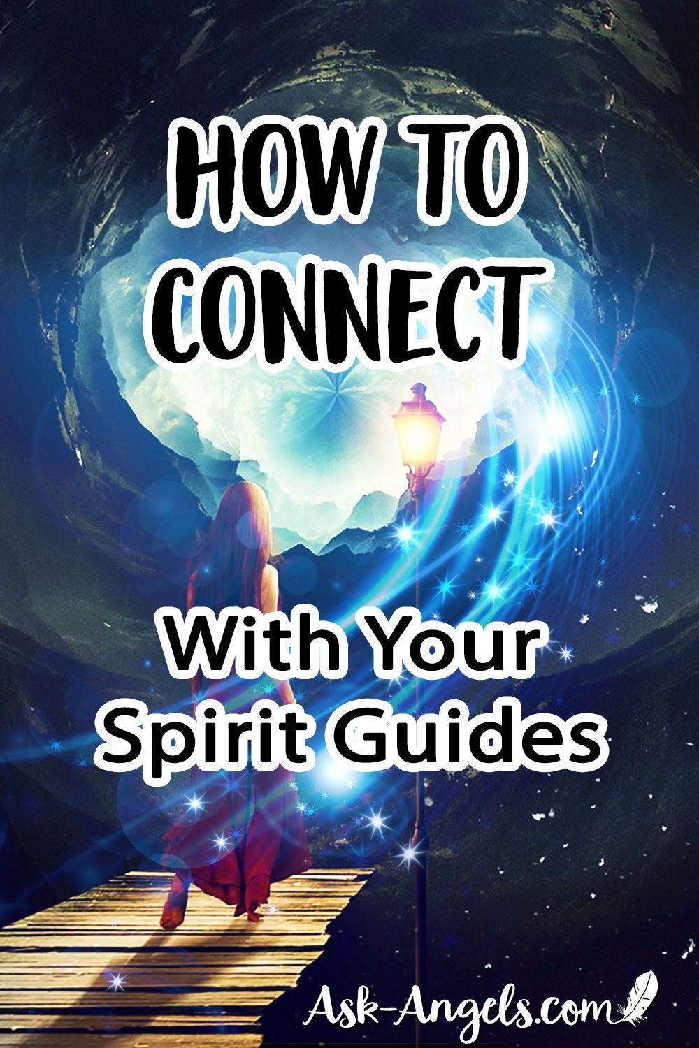 How to Connect With Your Spirit Guides | Spirit guides ...