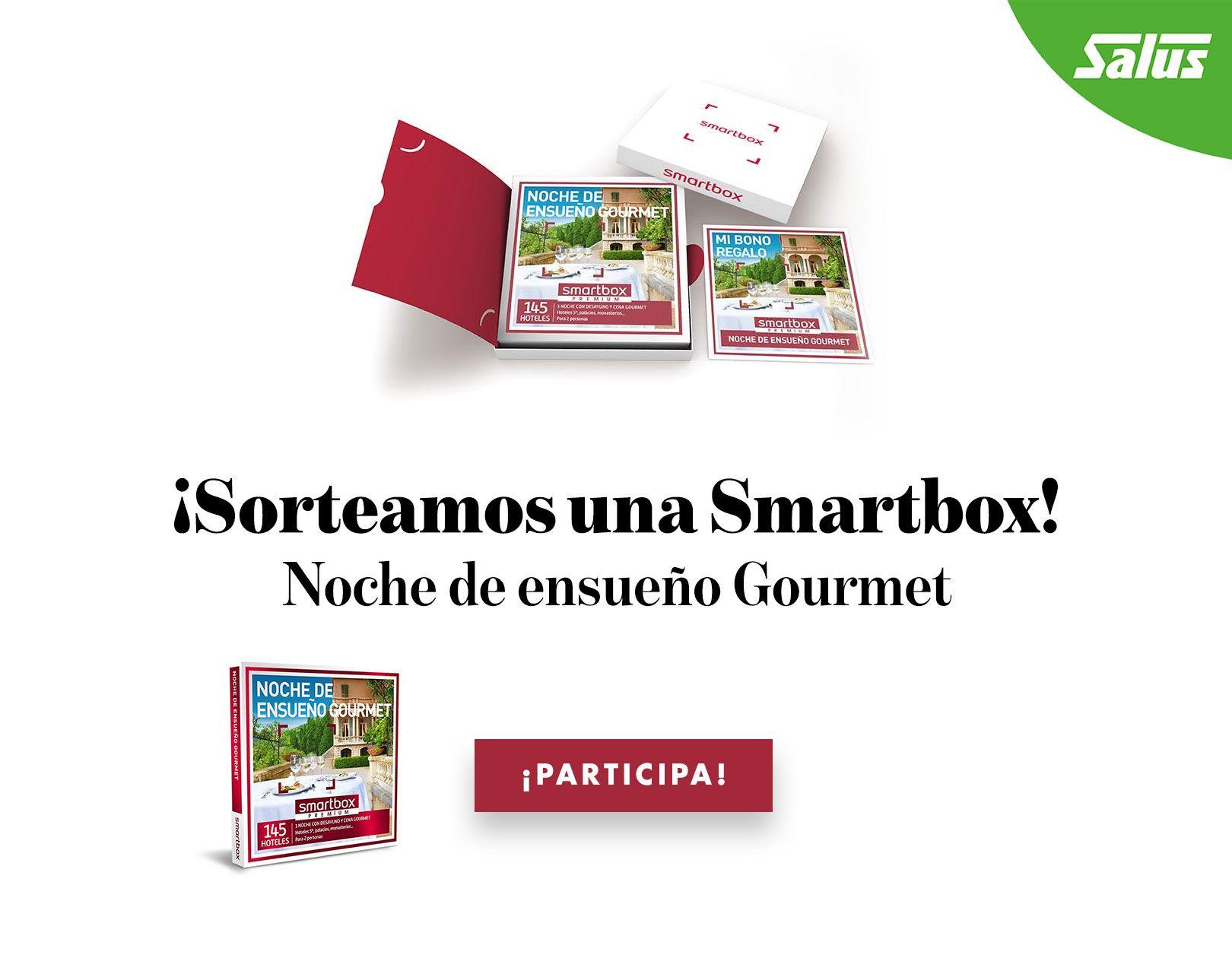 Consigue Gratis Una Smartbox Noche De Ensueño Gourmet Sorteo Marca De Ropa Gourmet