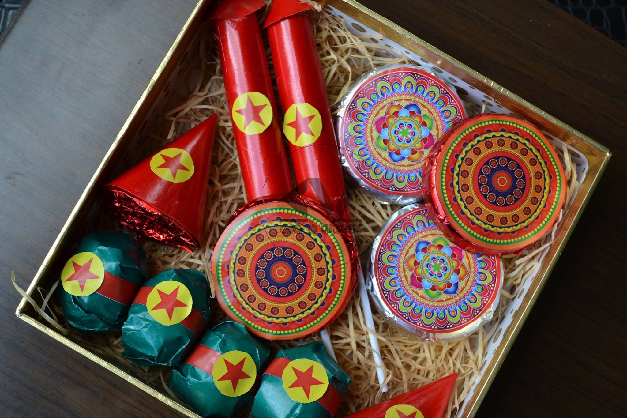 Diwali Chocolate Packing Ideas Diwali Gift Hampers Diwali Crackers Gift Hampers