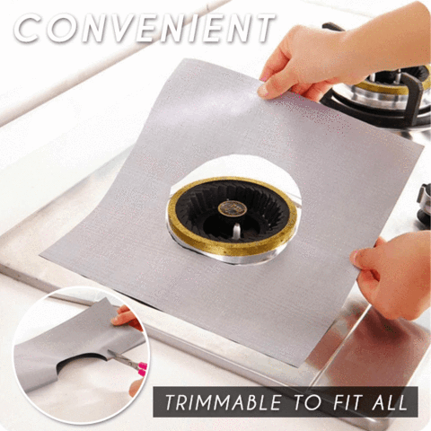 Stove Burner Covers Gas