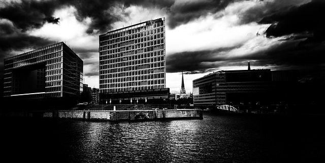 Gebäude, #Hamburg, Fassade, Fenster -