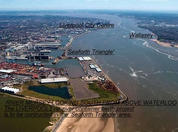 LIVERPOOL2 is Peel Ports £300 million in-river container terminal to accommodate vessels of up to 13,500 TEU capacity.