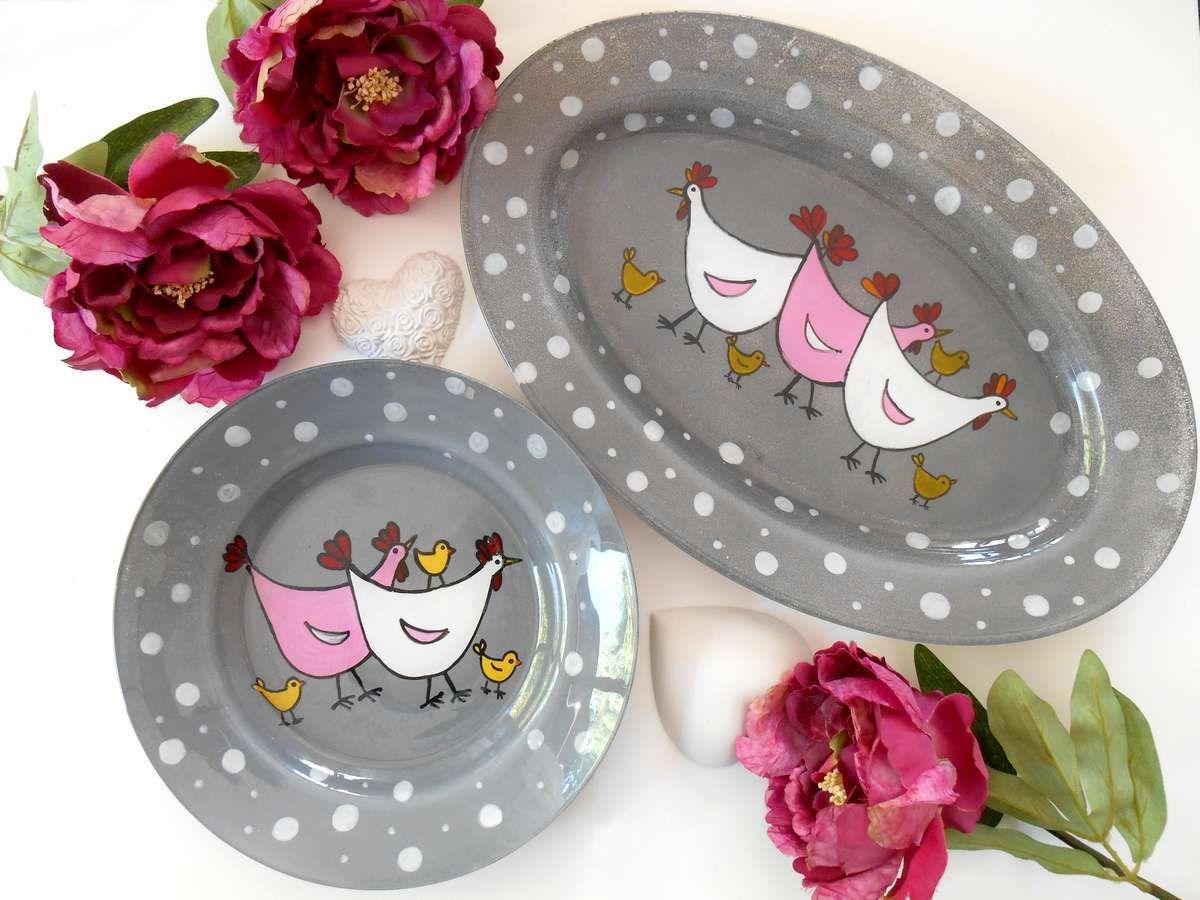 peinture ceramique quel r gal de d corer des supports en verre de personnaliser sa vaisselle ou. Black Bedroom Furniture Sets. Home Design Ideas