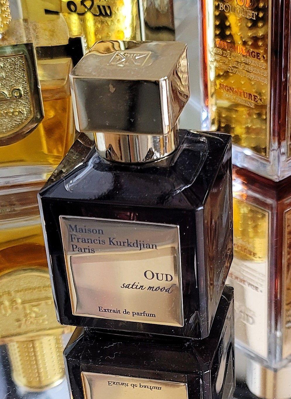 Maison Francis Kurkdjian Oud Satin Mood Extrait De Parfum Perfume Scents Perfume Fragrances Perfume