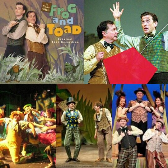A Year With Frog And Toad Frog And Toad Toad Frog