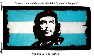 Daily Limit Exceeded Bandera Argentina Che Guevara Bandera
