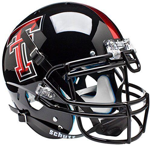 52fb26d5 Texas Tech Red Raiders Authentic Helmet | Cool Texas Tech Fan Gear ...