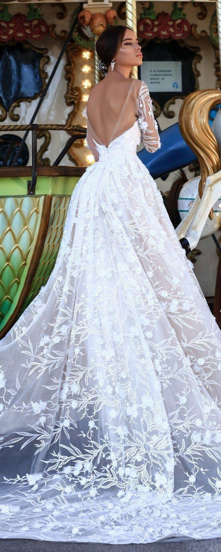 Pin von María Romero auf Wedding dresses | Pinterest ...