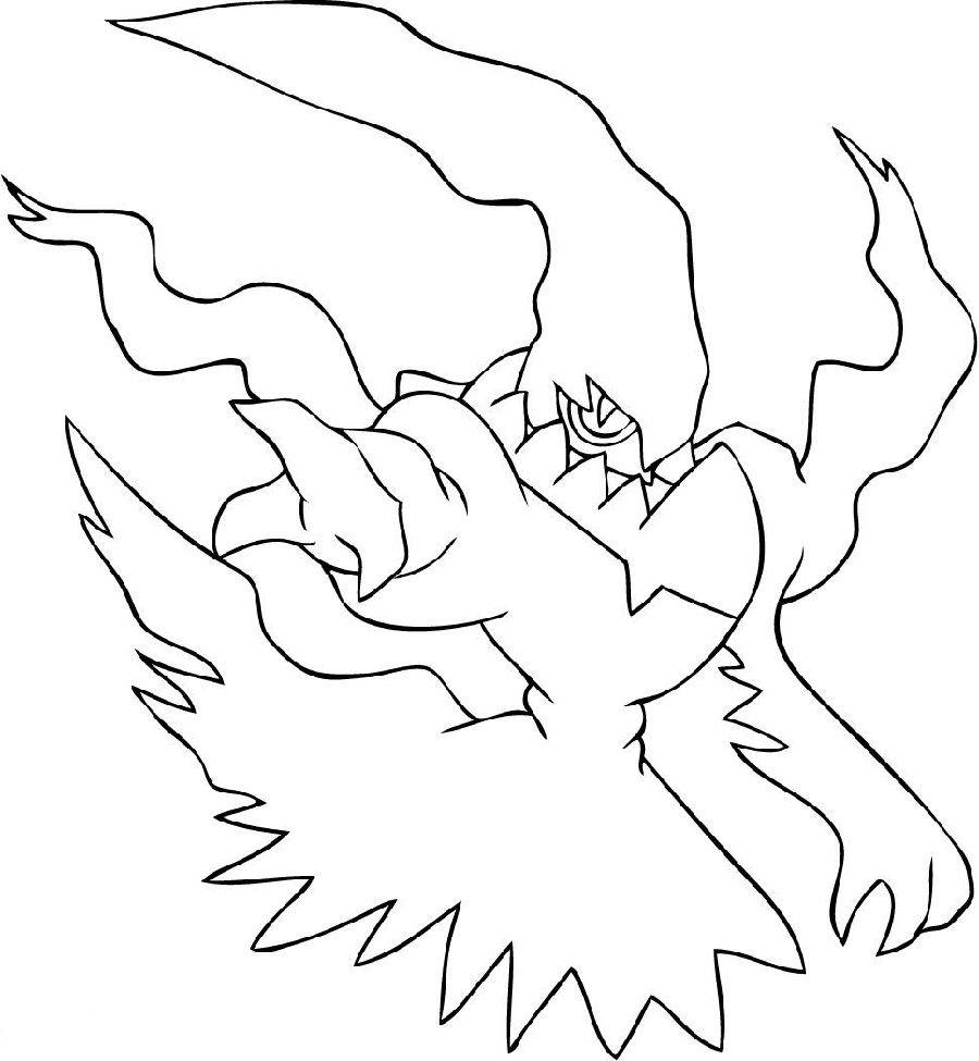 Groudon Para Colorear Pokemon Coloring Pages Pokemon Coloring