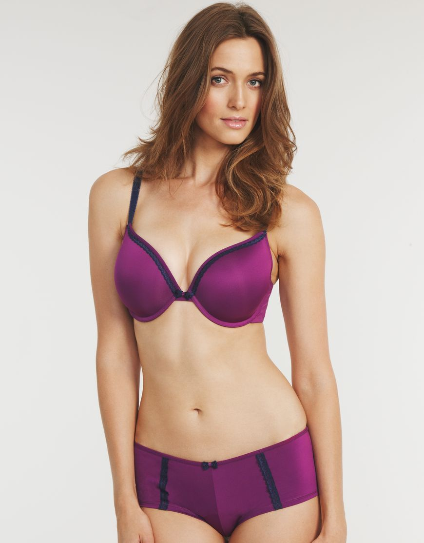 b25722c87f2 Cleo By Panache Jude Moulded T-Shirt Bra and Jude Short