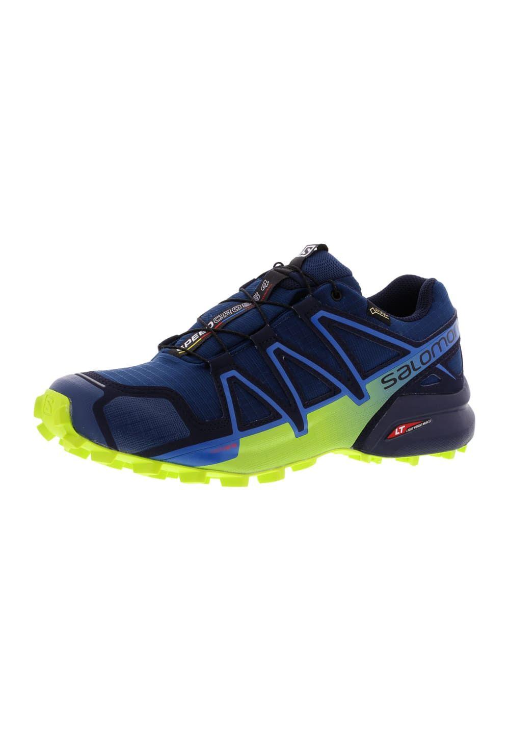 official photos af366 15261 Salomon Speedcross 4 GTX - Chaussures running pour Homme - Noir