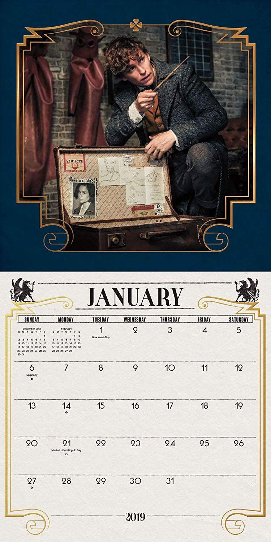 Best Calendar Ever Fantastic Beasts Fantastic Beasts 2 Fantastic Beasts Niffler