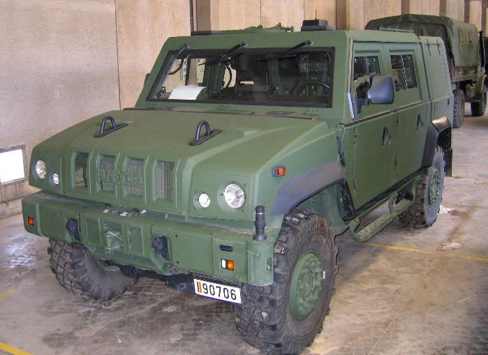 Panther Command and Liaison Vehicle (UK)