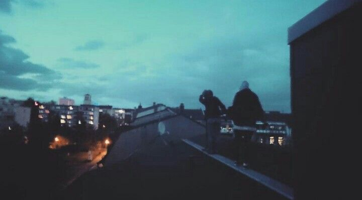 Grunge Grunge Photography Photography Youth Roof Rooftop Art Grunge Art City Night Grunge Photography Night Aesthetic Rooftop