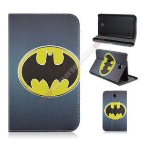 Funda Divertida Batman Diseño Para Galaxy Tab 4 7 Fundas Fundas Para Tablets Disenos De Unas