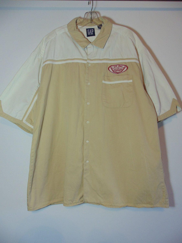 79ca180f875 Vintage Style Mechanic Shirts | Top Mode Depot