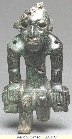 Ancient Mexico - the Olmec: