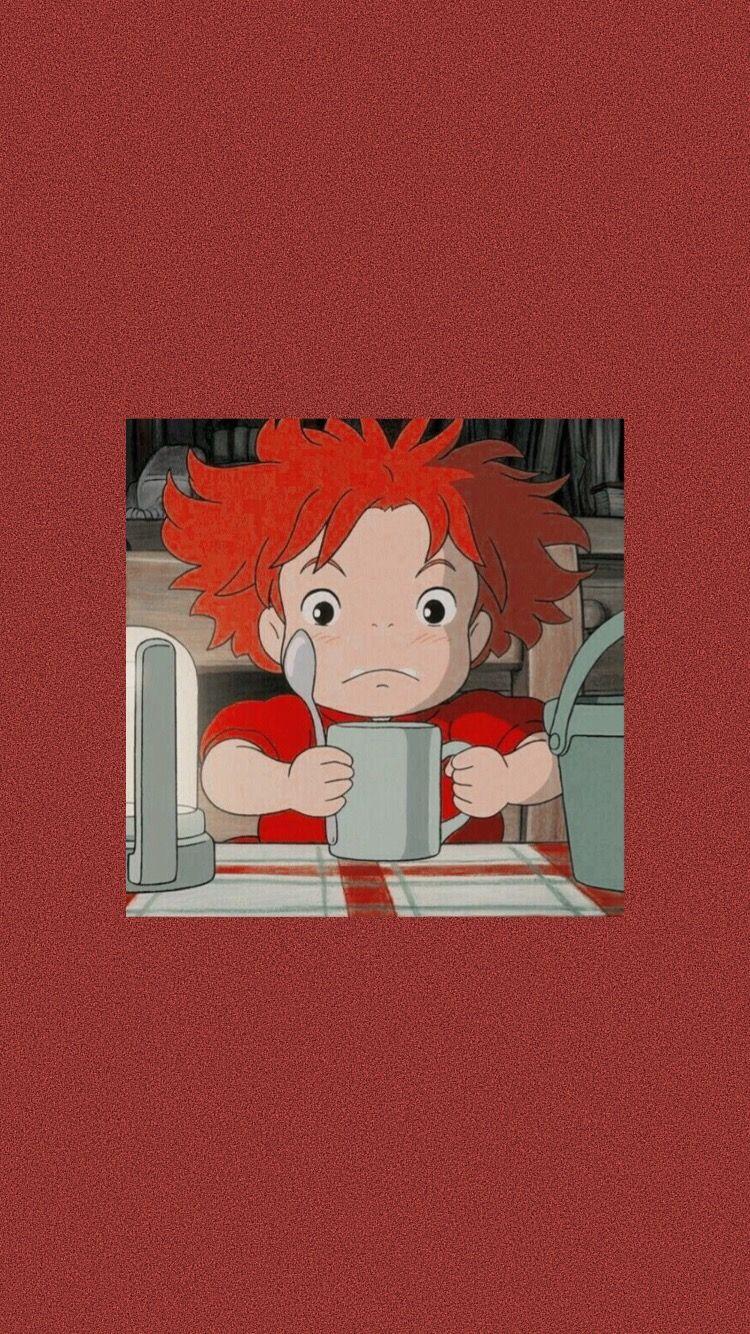 Ponyo In 2020 Ghibli Artwork Ponyo Anime Ponyo