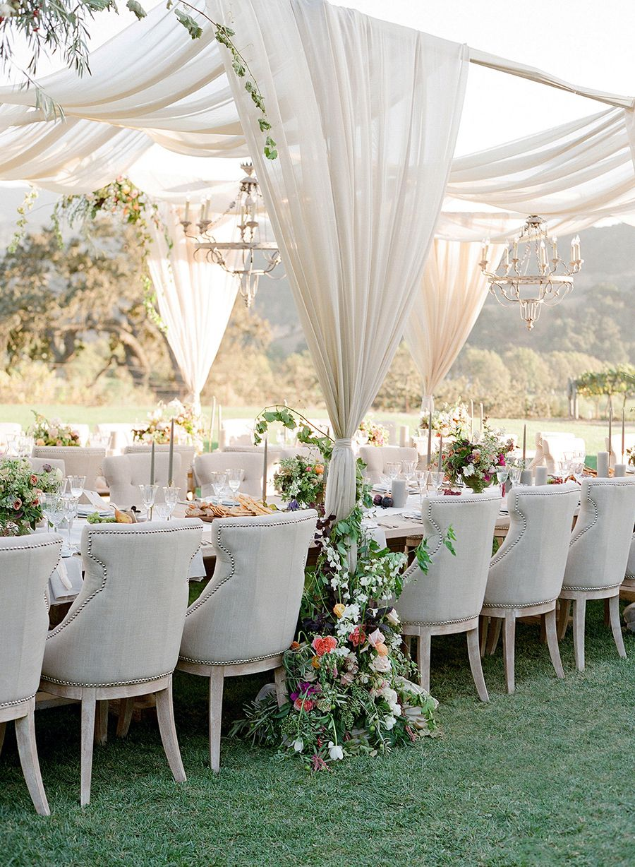 A Wedding Filled with Whimsy and a Stunning Butterfly