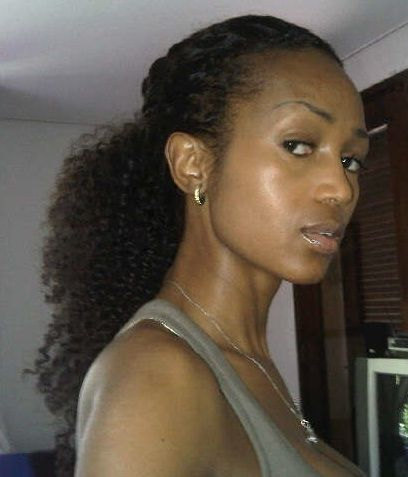 Curly hairstyles kinky curl weeave babalwa thats the curly best weave style for swimming pmusecretfo Images