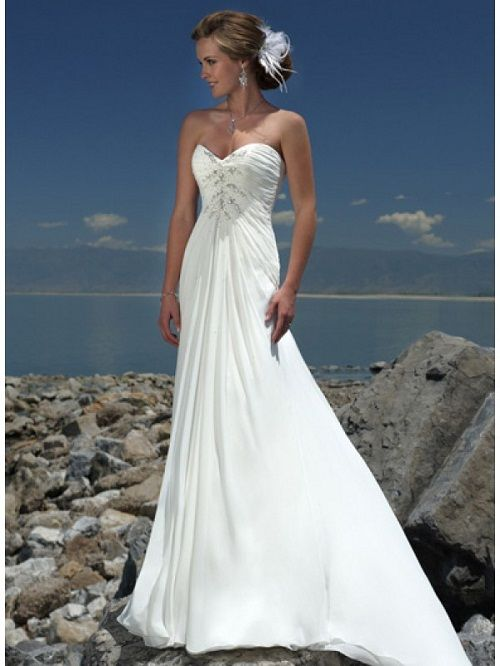 Tropical Wedding Dress How To Choose The Right One For The - Tropical Wedding Dresses