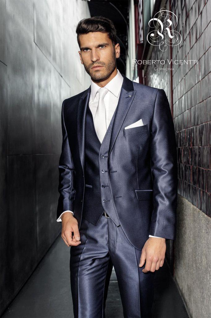 55bd11e2cd59a Novios elegantes y con mucho estilo  Entrebastidores  http   blog.higarnovias.com 2015 02 13 trajes-de-novio