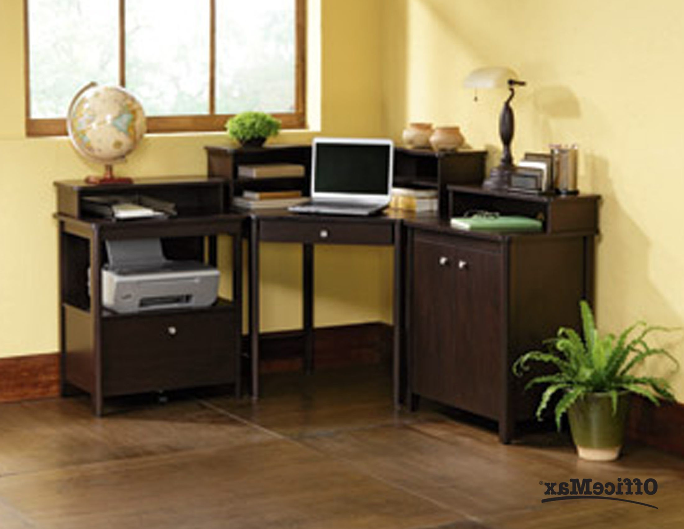 spaces computer desks custom narrow room ideas desk design most wonderful bedroom office for small living in