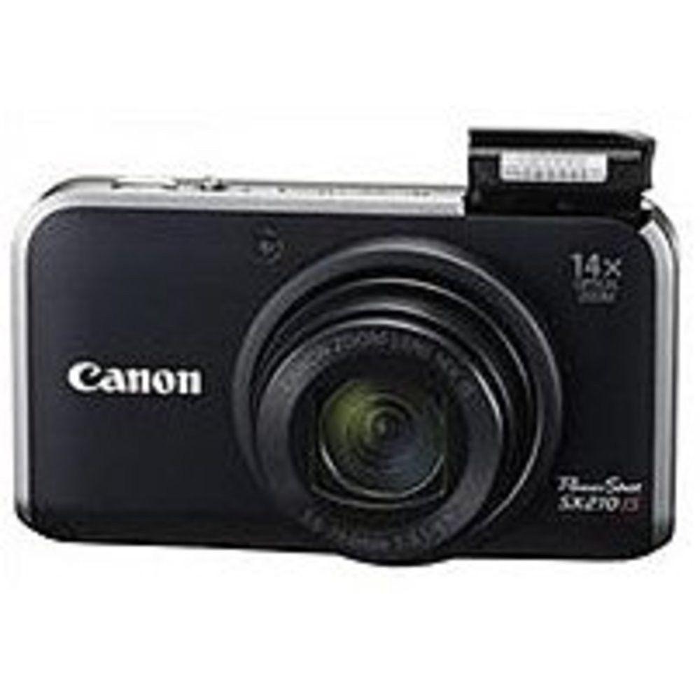 Banos Tft.Canon 4246b001 Powershot Sx210is 14 1 Megapixel Digital