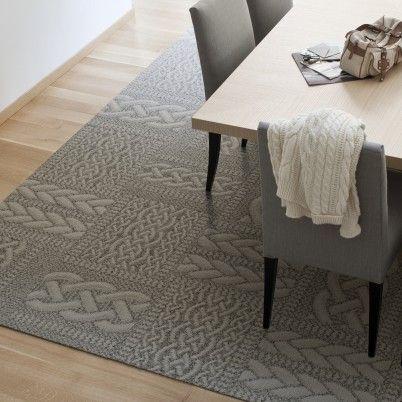 Knit Look Carpet Tiles Flor Carpet Tiles Rugs On