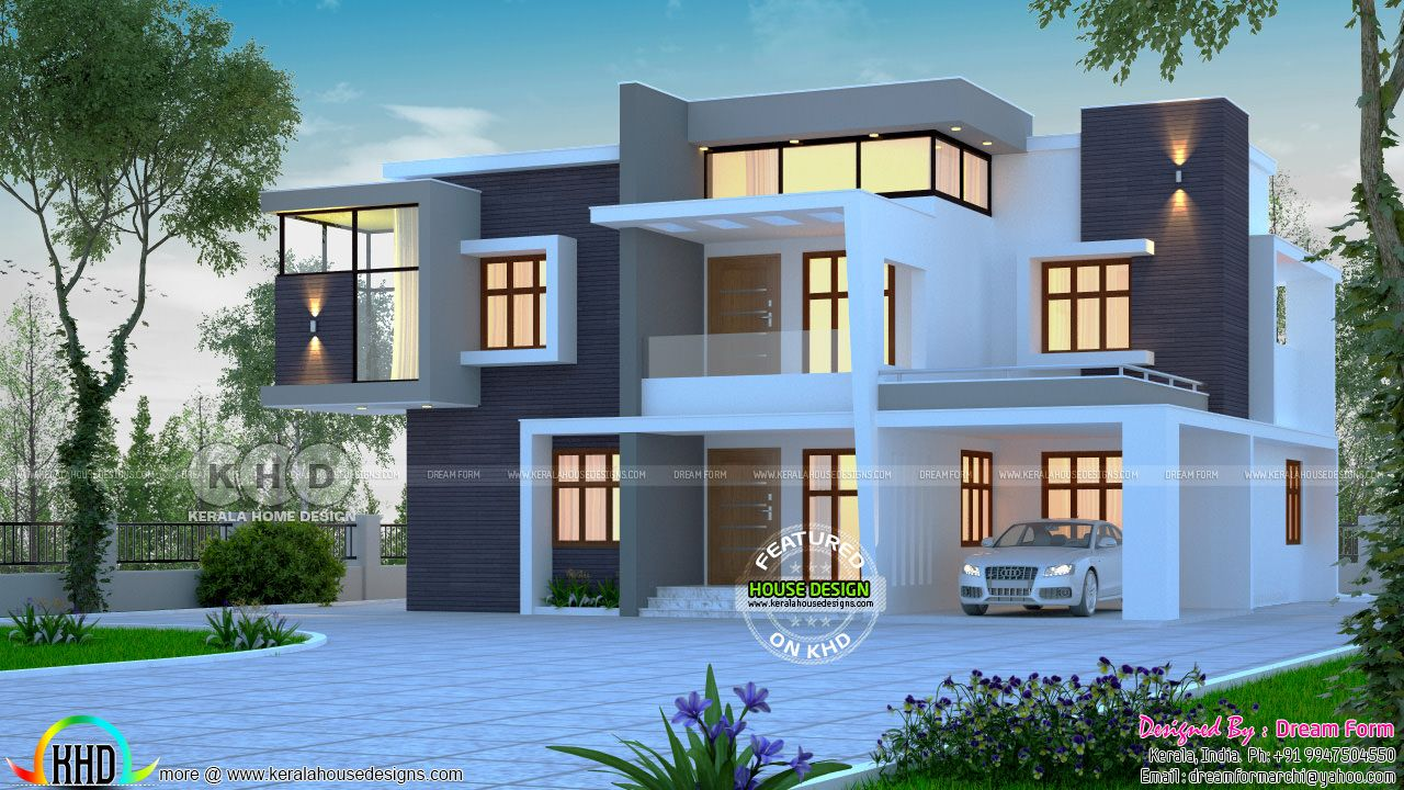 Plans contemporary house plans modern house plans modern house design building elevation