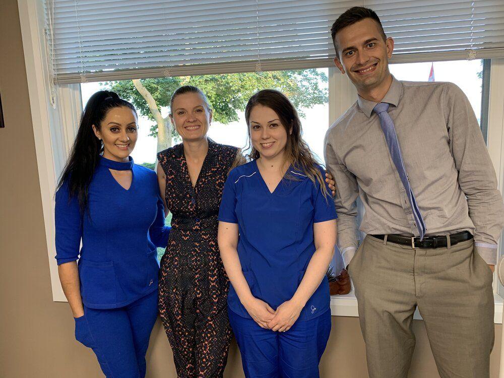 Lakefront family dental team family dental family