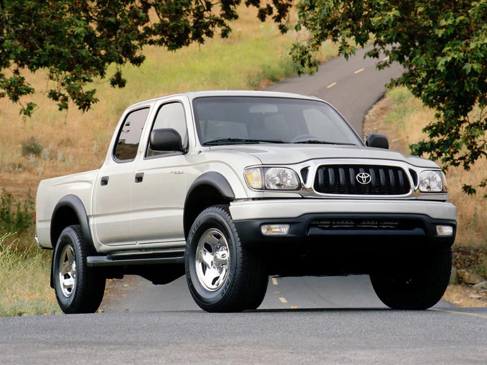 10 Best Used Trucks Under 5 000 Tacoma 4x4 Toyota Tacoma Toyota Tacoma 4x4