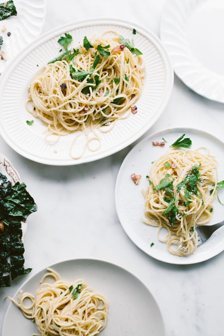 Classic Carbonara | Food | The Lifestyle Edit
