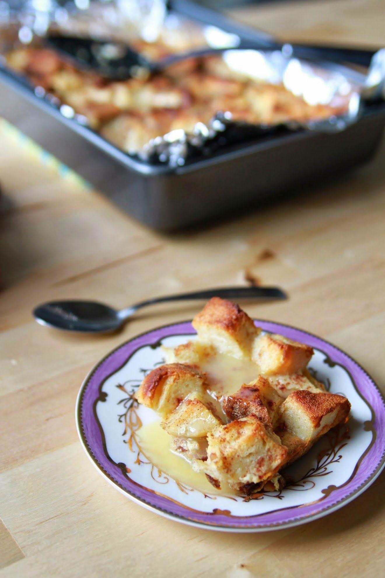 Single Serving Bread Pudding Buttermilk Bread Bread Pudding Chewy Bread