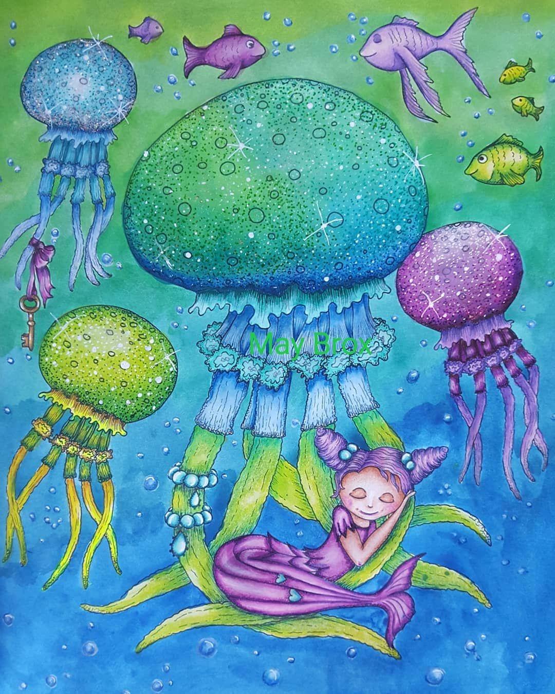 Unterwasser Tiere Malvorlagen Video