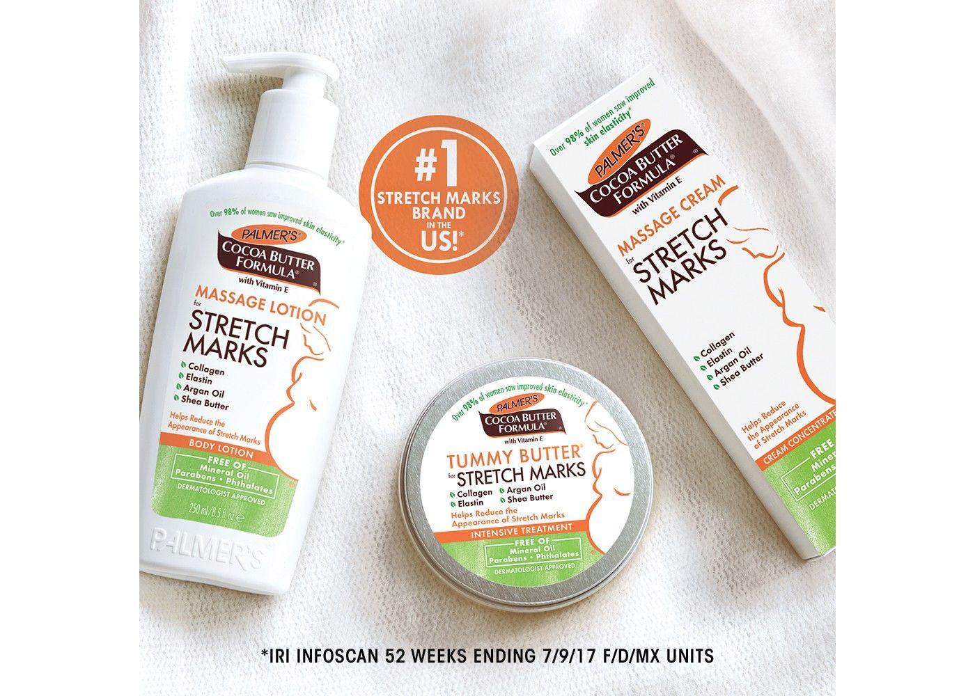 Palmer S Cocoa Butter Formula Massage Cream For Stretch Marks 4 4oz In 2021 Palmers Cocoa Butter Formula Cocoa Butter Formula Lotion For Stretch Marks