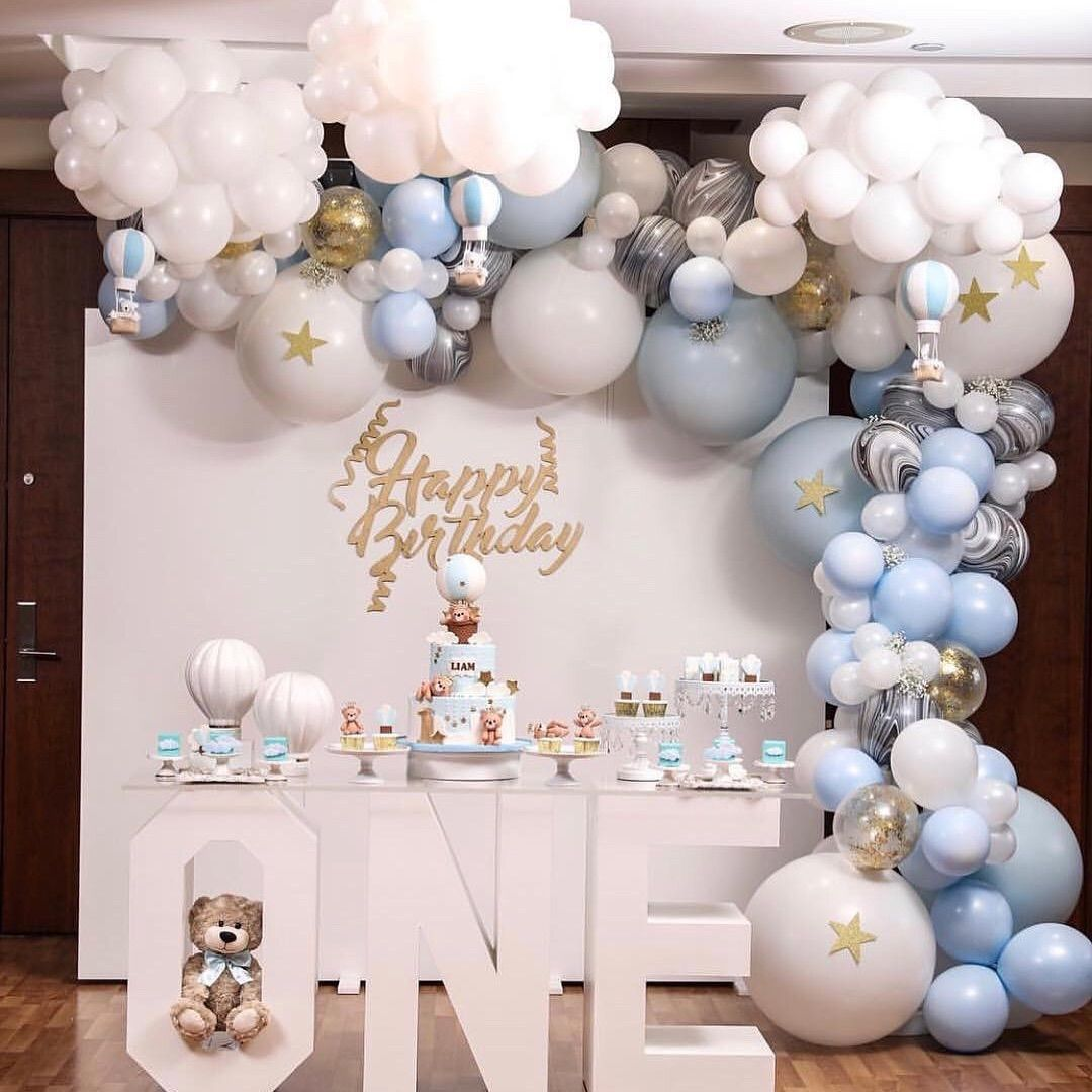 Party Time! 45Creative First Birthday Party Ideas
