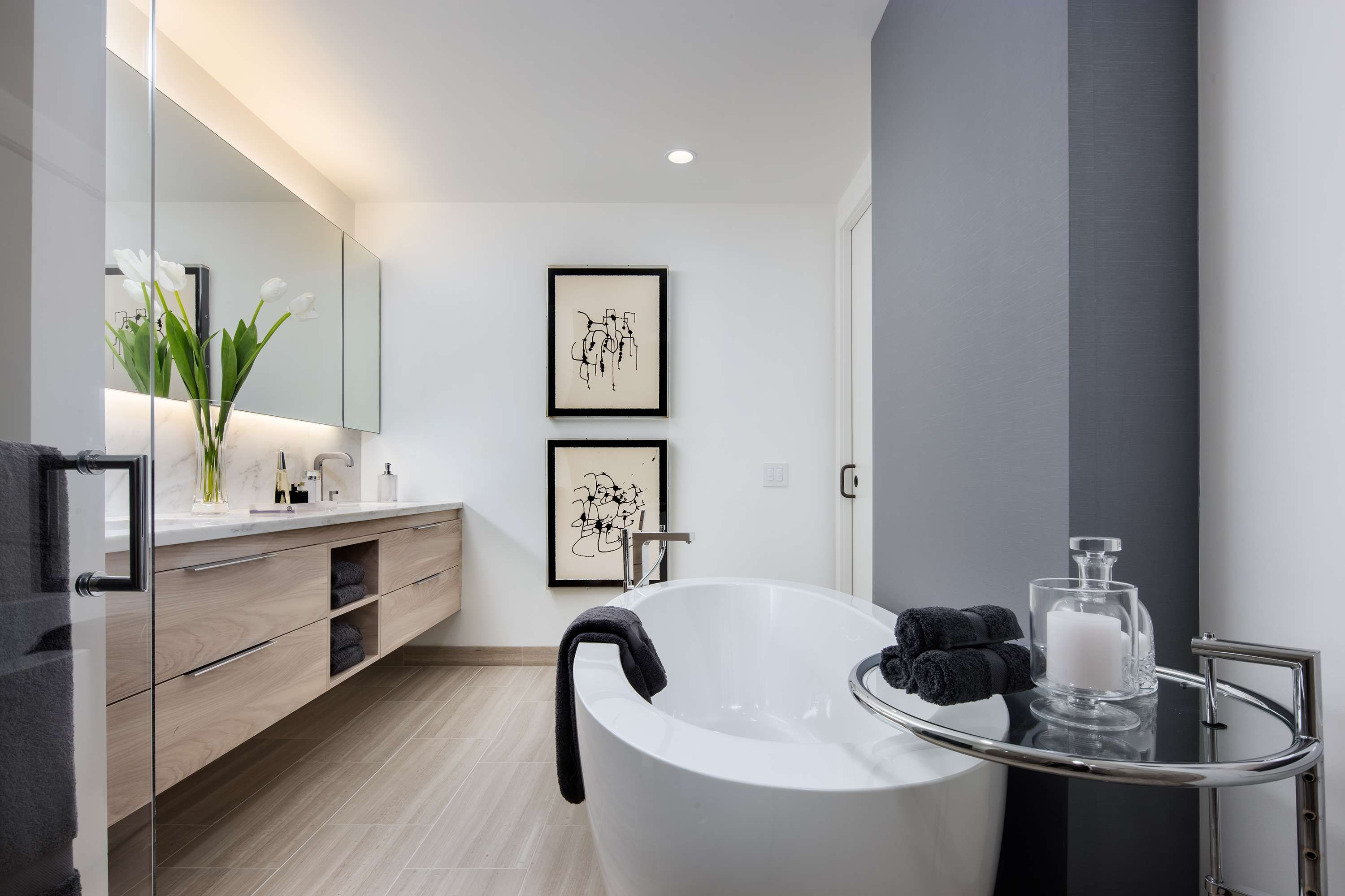 Awesome Nice Apartment Bathrooms Ideas For You Like The Remainder Of The Trendy Apartment The B Apartment Bathroom Apartment Bathroom Design Cool Apartments