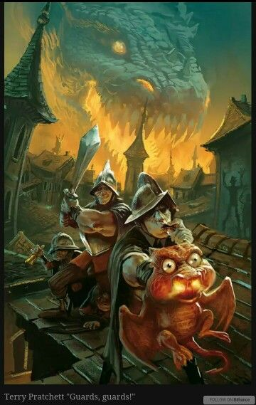 Discworld - Guards Guards!