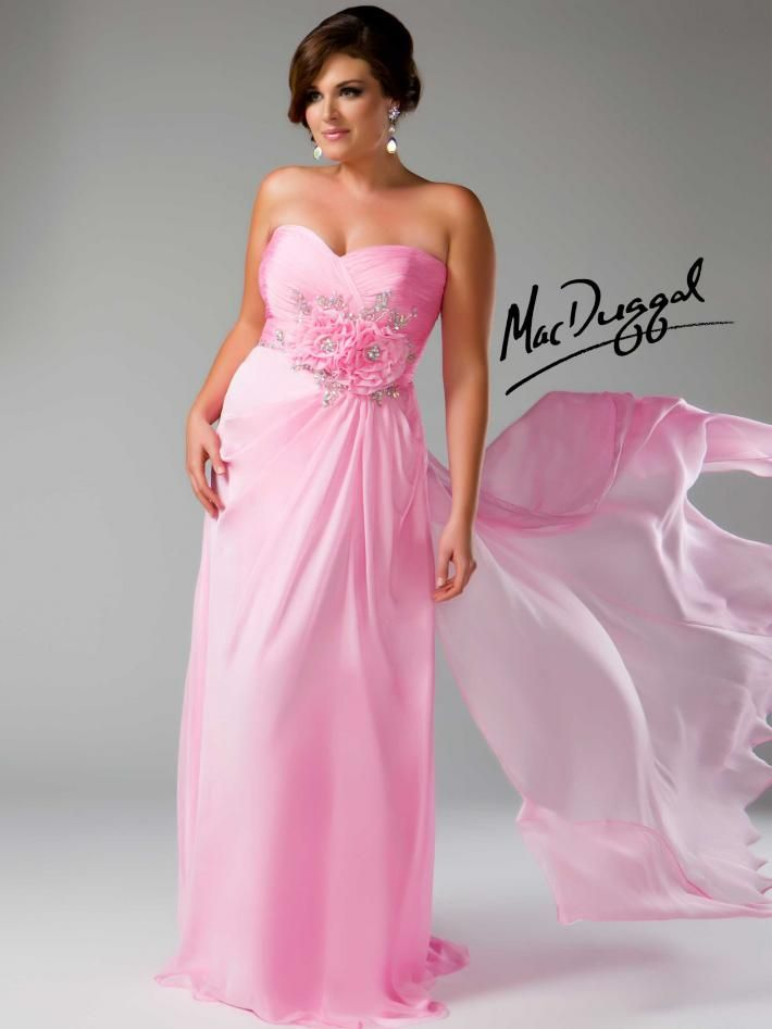 plus size Mac Duggal prom dress   Founders day ball   Pinterest   Lindo