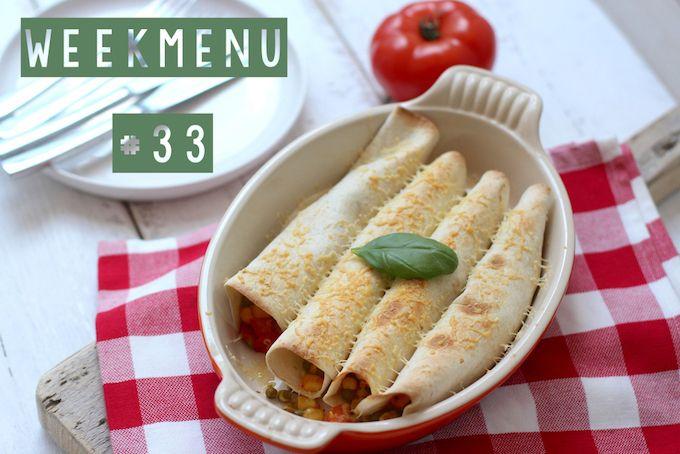 Inspiratie voor het avondeten nodig? Bekijk dan dit weekmenu, vol met lekkere en simpele recepten die zo klaar zijn. Denk aan pasta met kip en champignons en hutspot uit de oven. Benieuwd? Kijk dan snel verder.Op zoek naar meer weekmenu's?Bekijk hier alle weekmenu's. Maandag – Pasta met kip en champignons Dinsdag – Pastinaak-peersoep Woensdag –...Lees Meer »