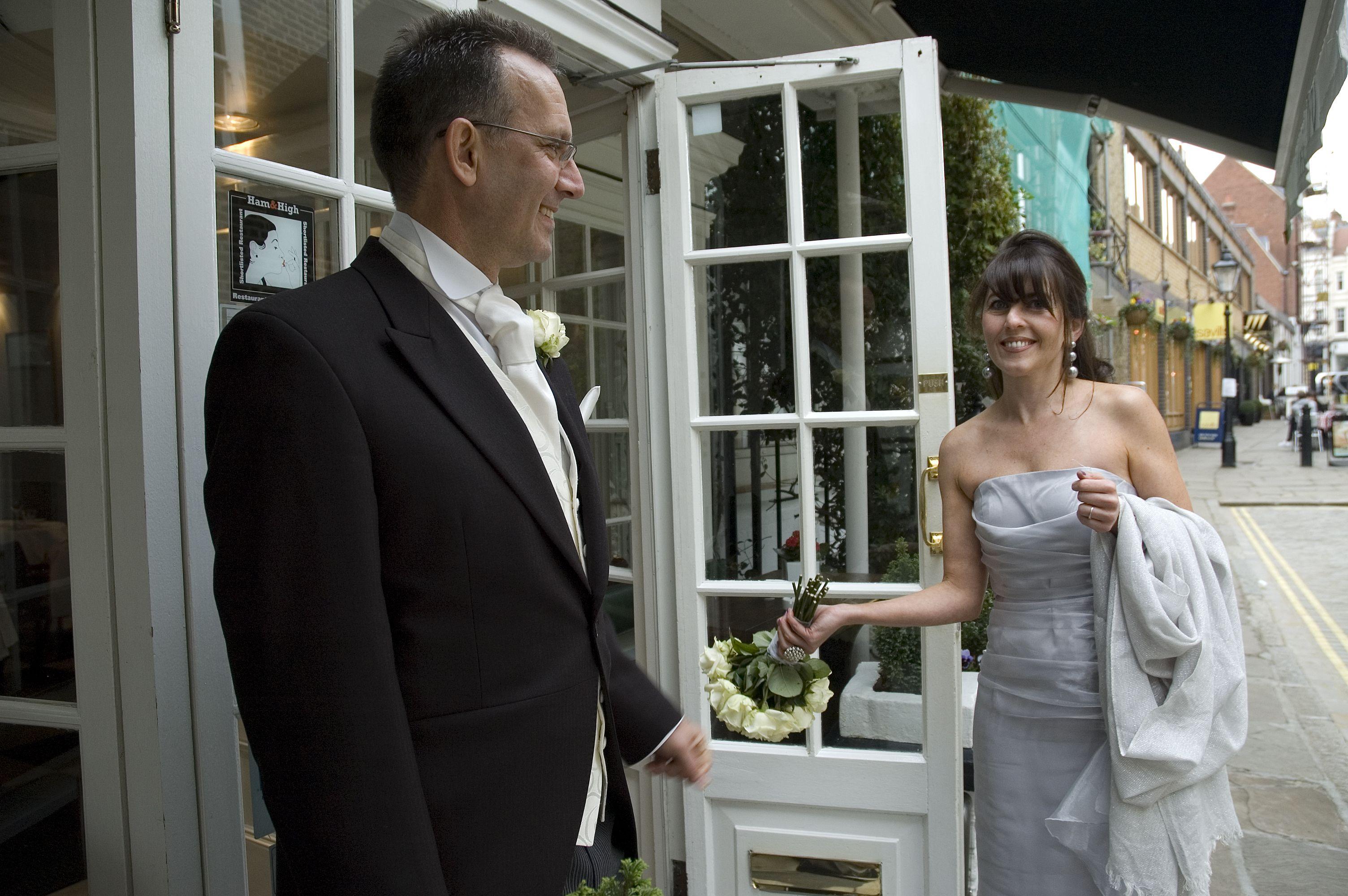 Ashleys Wedding In Hamstead North West London