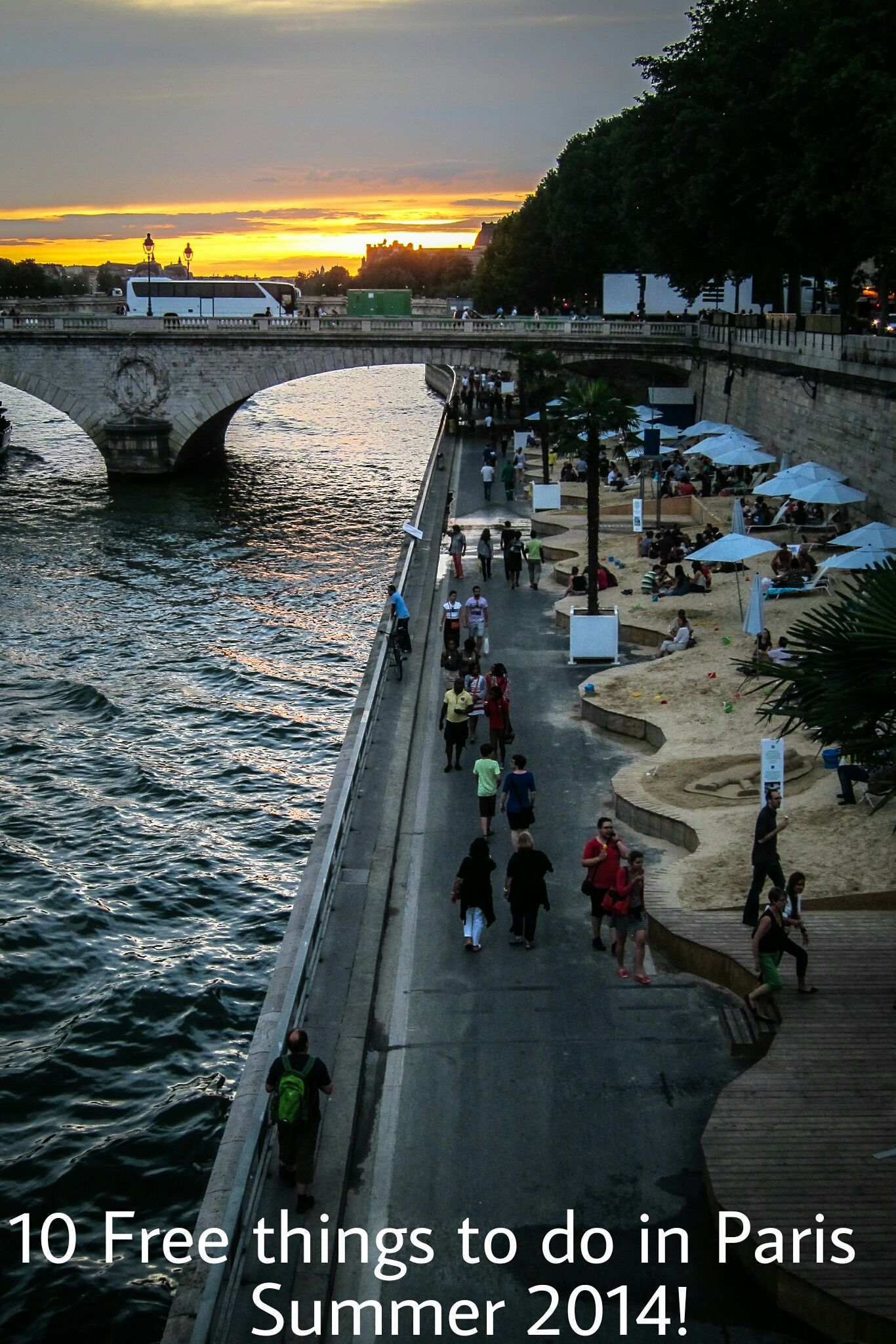 ten free activities in paris summer 2014 edition paris summer