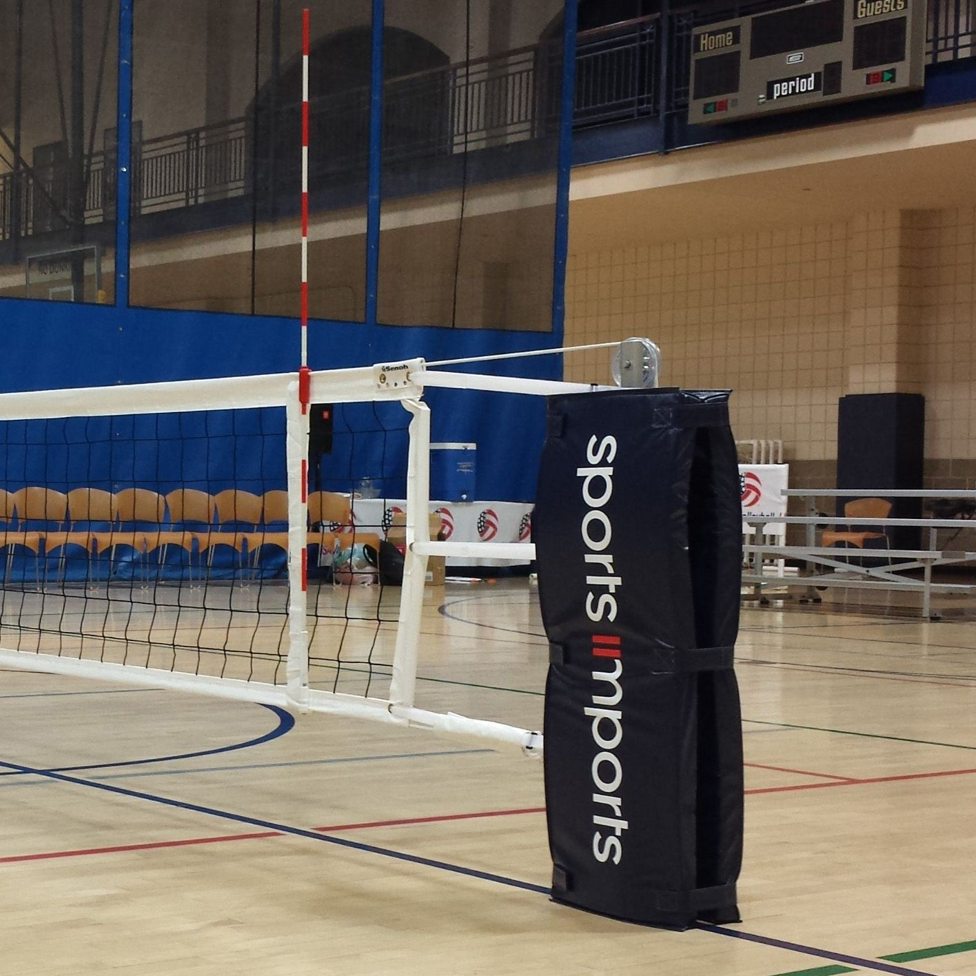 Sitting Volleyball Net System By Sports Imports Volleyball Net Volleyball Outdoor Volleyball Net